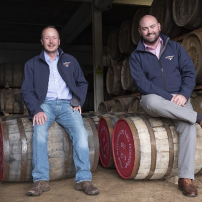 Adelphi Ardnamurchan Distillery, Alex Bruce, Connal MacKenzie, Whisky Dinner Mr. Pepper's