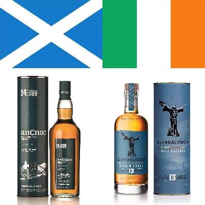Schotte trifft Iren - AnCnoc trifft Glendalough