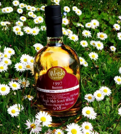 The Whisky Chamber: Benrinnes 1997, 18 Jahre