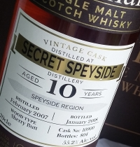 Secret Speyside, Maltmann